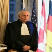 ברכות לפרופ' דוד שמיידלר על קבלתתואר דוקטור לשם כבוד מאוניברסיטת פריס 1 סורבון-פנתיאון