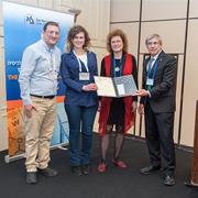 ברכות לדוקטורנטית מירב סגל, על זכייתה בפרס הפוסטר המצטיין בכנס החברה הישראלית לכימיה