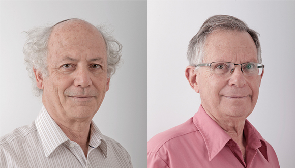 """עמיתים חדשים של IPS - פרופ' דוד ברגמן ופרופ' צבי מזא""""ה"""