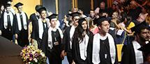 תמונות מטקס קבלת תארים לבוגרי הפקולטה 2021