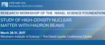 Research Workshop of the Israel Science Foundation