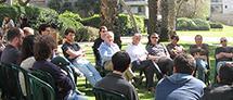 מפגש למתעניינים בלימודי התואר השני בפיזיקה ובאסטרונומיה