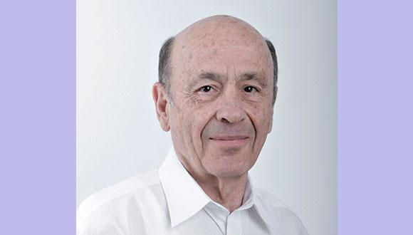 """ברכות לפרופ' עמנואל פלד על זכייתו בפרס ראש מפא""""ת לחשיבה יוצרת בתחום המחקר והפיתוח הביטחוני"""