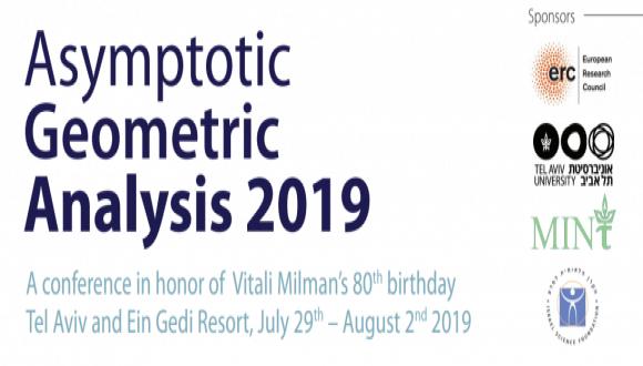 Asymptotic Geometric 2019 Analysis