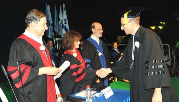 מסלול רגיל לדוקטורט