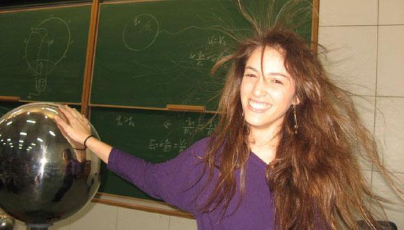 לימודי תואר ראשון בפיזיקה ובאסטרונומיה באוניברסיטת תל-אביב