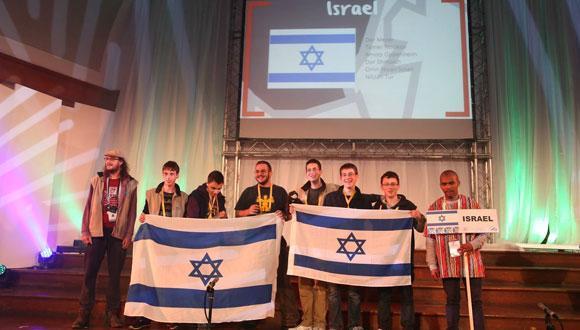 שש מדליות לחברי נבחרת ישראל באולימפיאדת המתמטיקה לנוער
