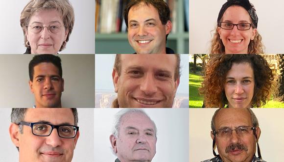 הזוכים בסבב של מענקי ה-ISF השנה כוללים תשעה מחברי הסגל בבית הספר לפיזיקה ולאסטרונומיה