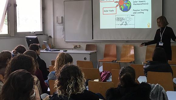 ב-16 בפברואר 2017 התקיים מיני-כנס מוצלח של פורום נשים בכימיה