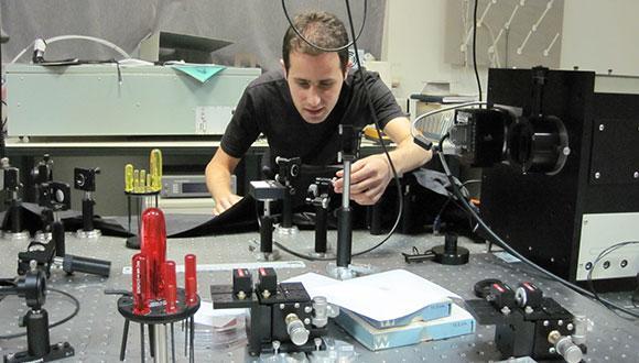 מעבדה מתקדמת בכימיה פיזיקלית