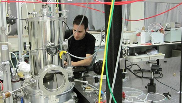 מעבדה מתקדמת בכימיה פיזיקלית - ניסוי 5