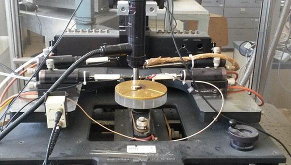 מעבדה מתקדמת בכימיה פיזיקלית - ניסוי 3