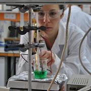מעבדה בכימיה כללית