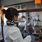 מעבדה בכימיה אורגנית