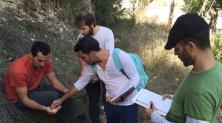 סיור בקורס קרקעות ישראל
